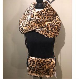Faux Cheetah Fur - Set